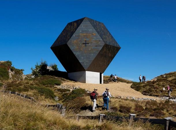 Маріо ботта: «архітектура — це